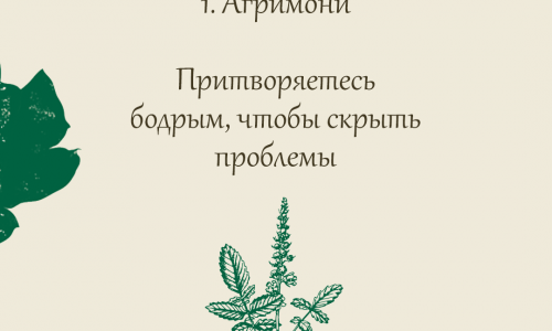 1. Агримони